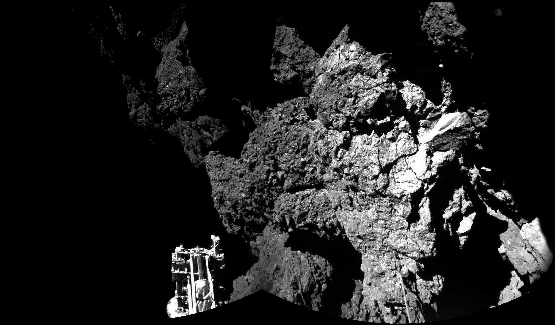 esa rosetta probe - HD2048×1536