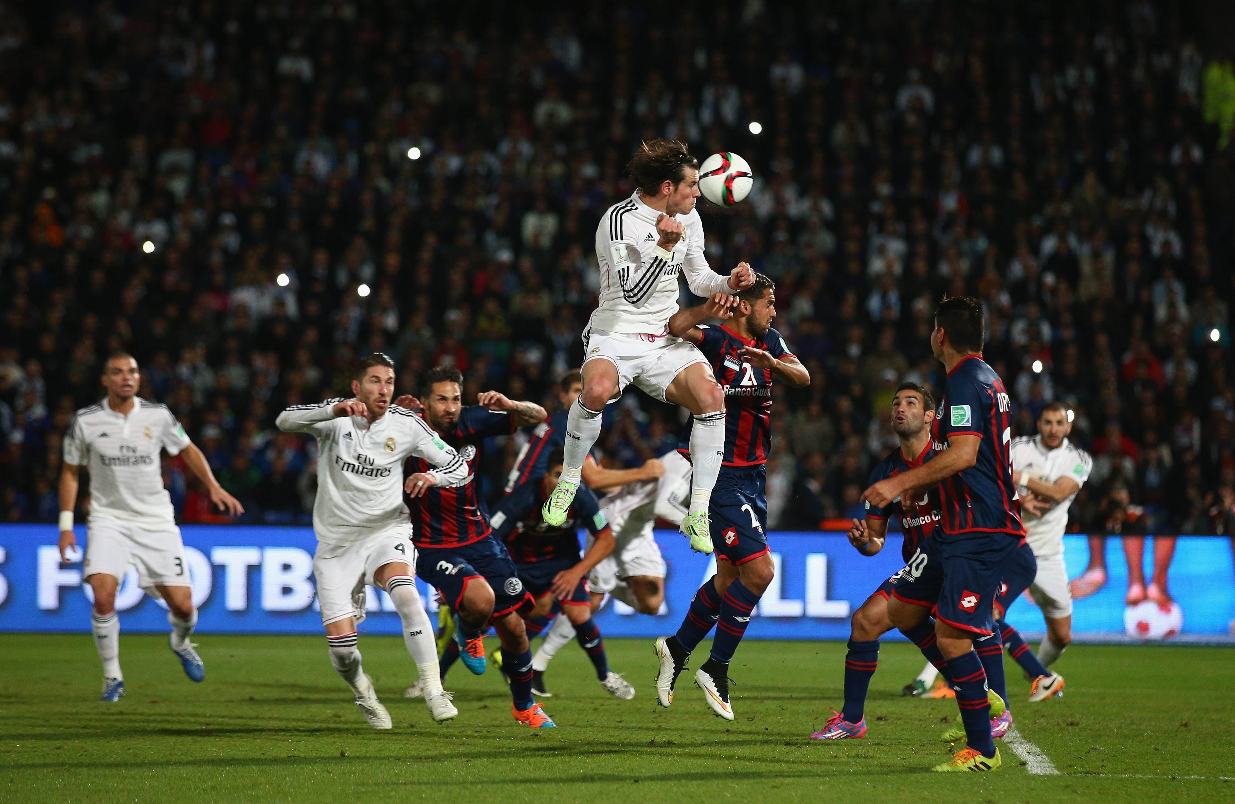 real madrid 2   0 san lorenzo fifa club world cup 2014