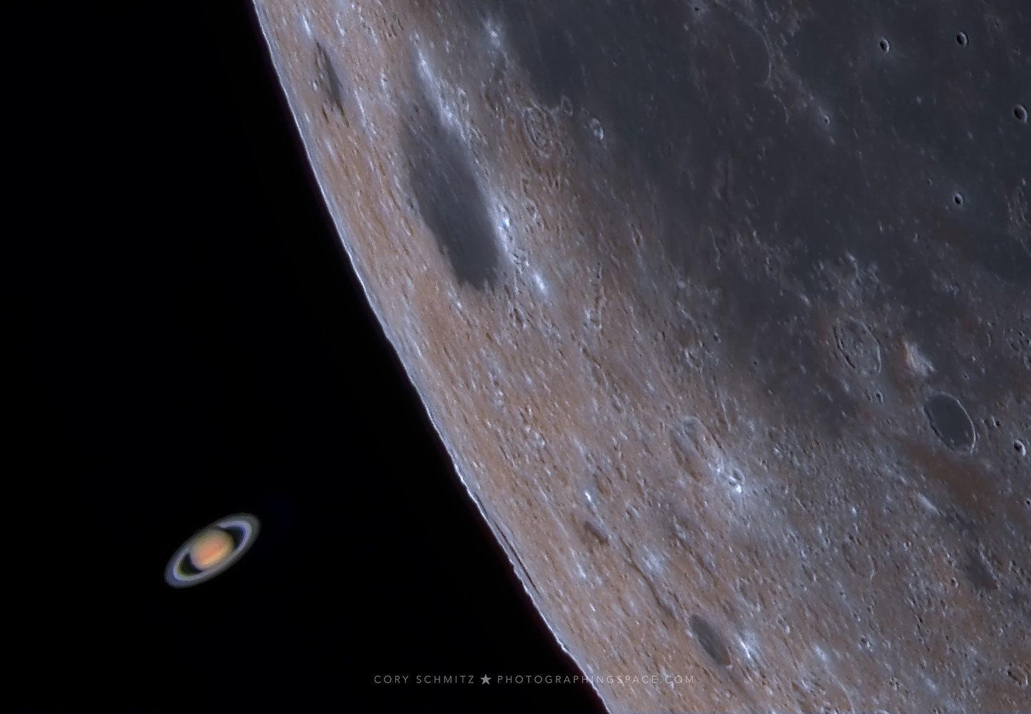 Saturn Ketu Conjunction 2019
